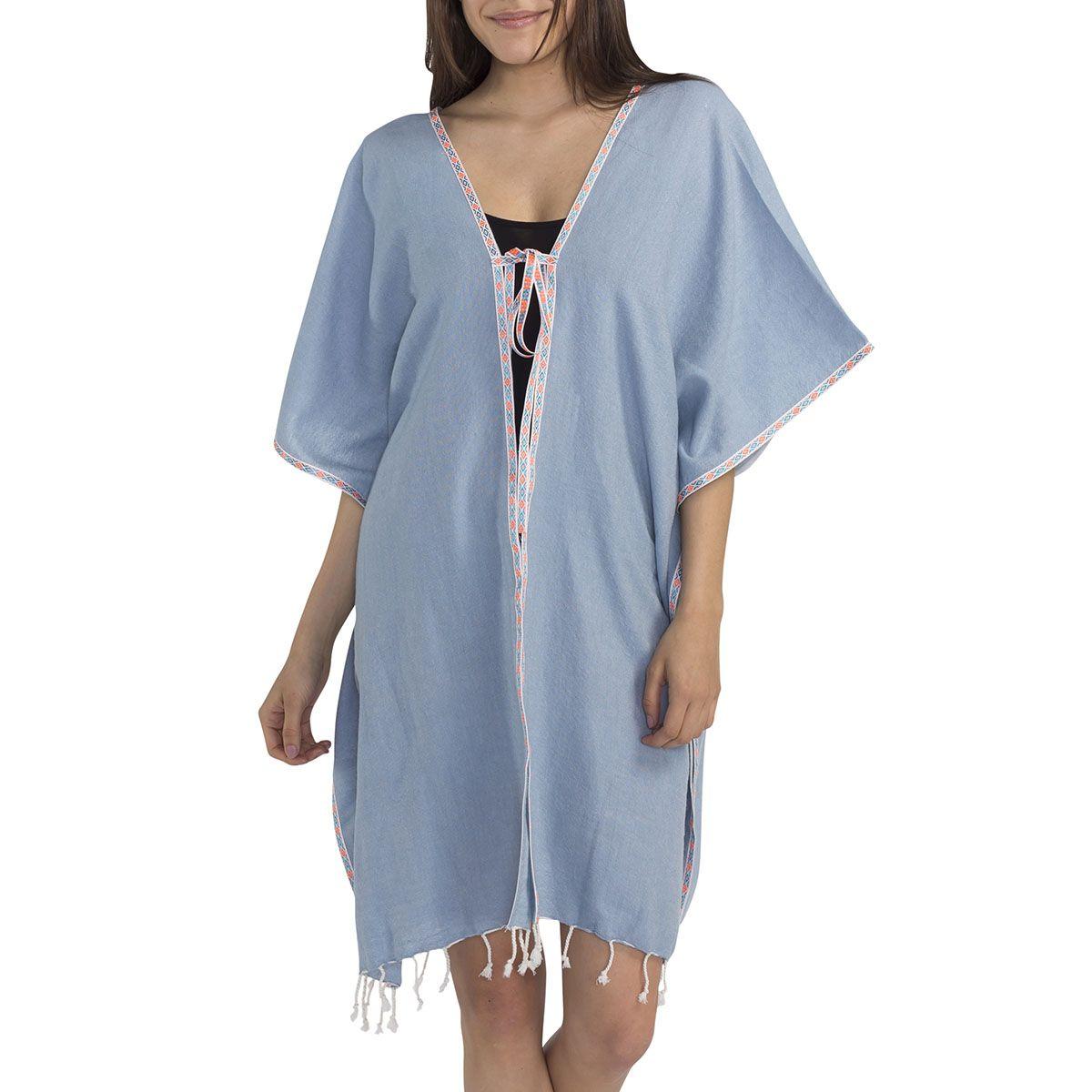 Jacket / Dress - Happy / Blue