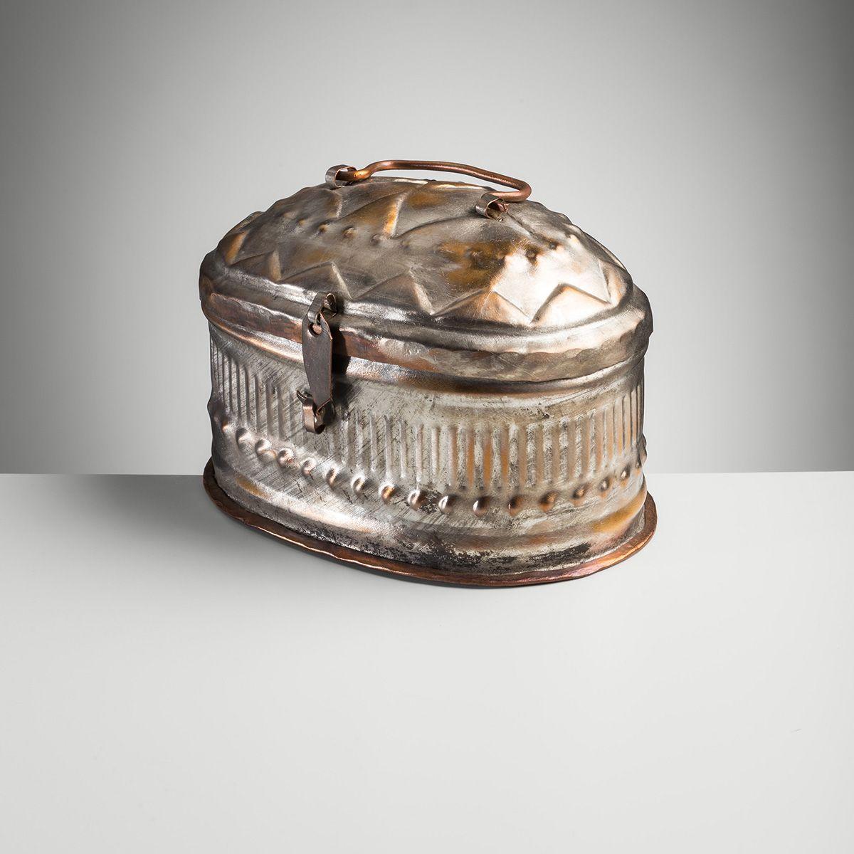 Copper Soap Box - Big (Traditional)