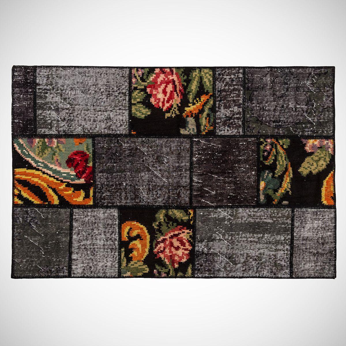 Carpet Patchwork - Rose - 2.12 m2