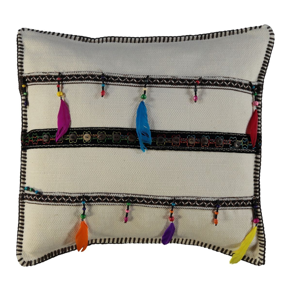 Cushion Cover / Two Pippings