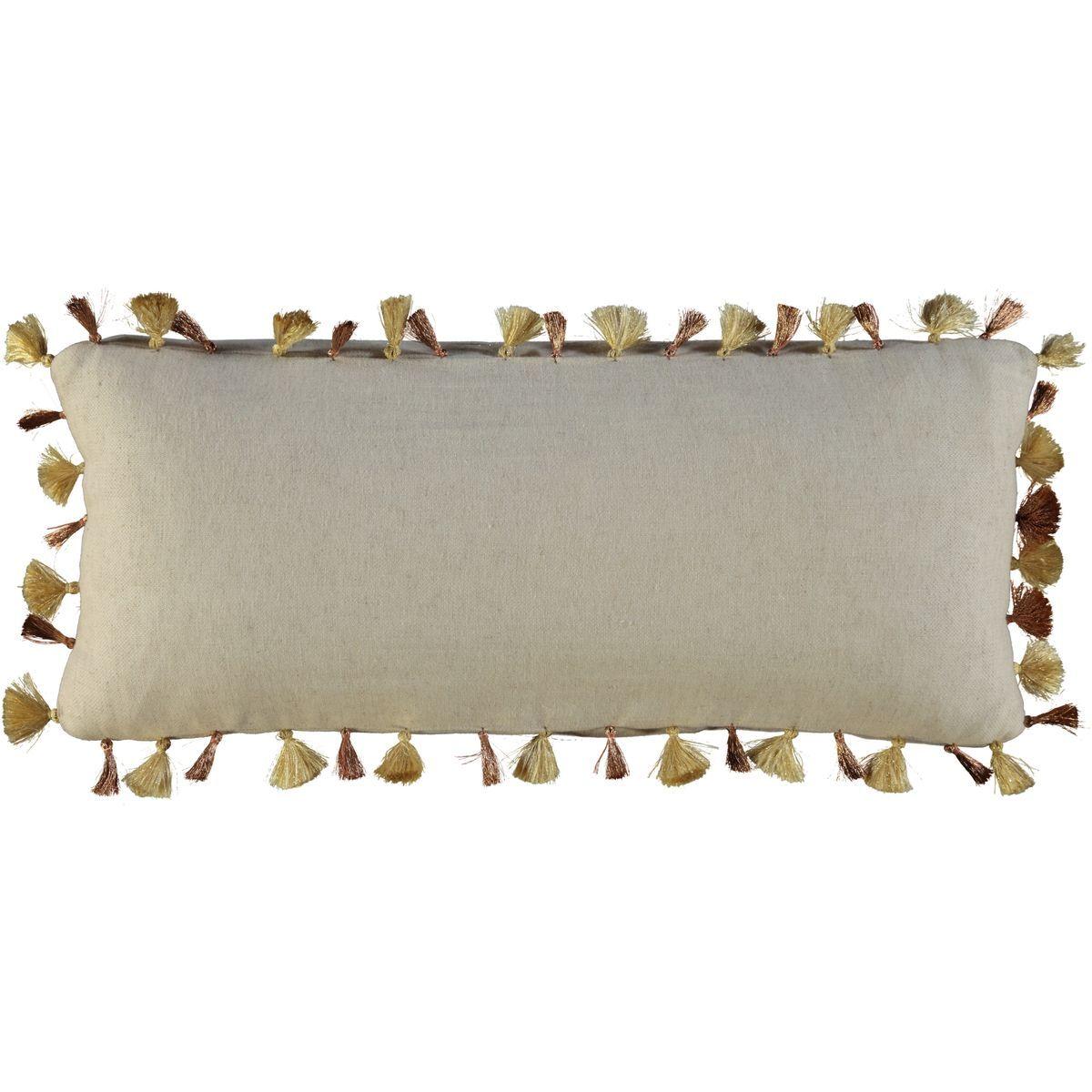 Yastık Kılıfı - Ponpon 23 x 60
