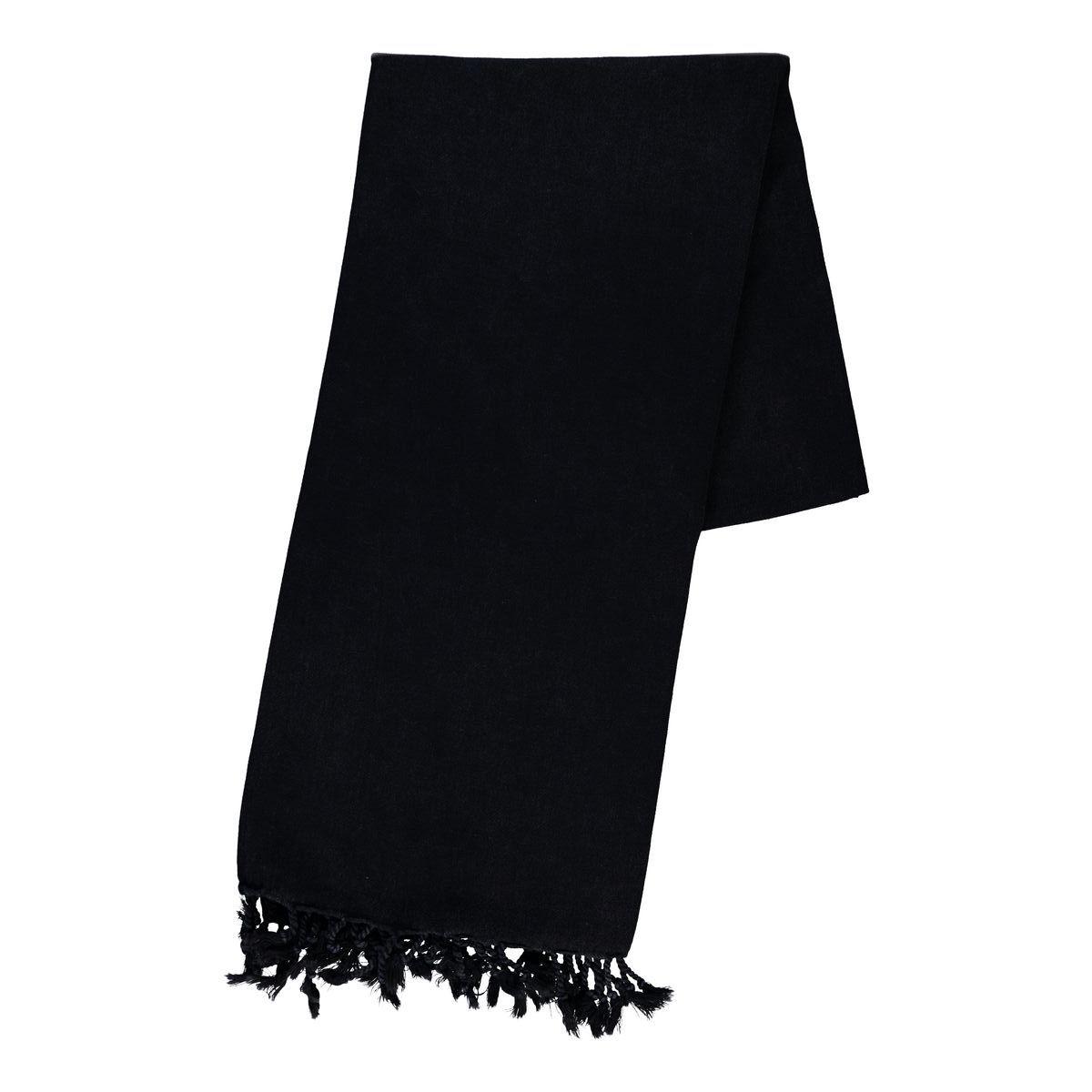 Peshtemal Stone Sultan - Black