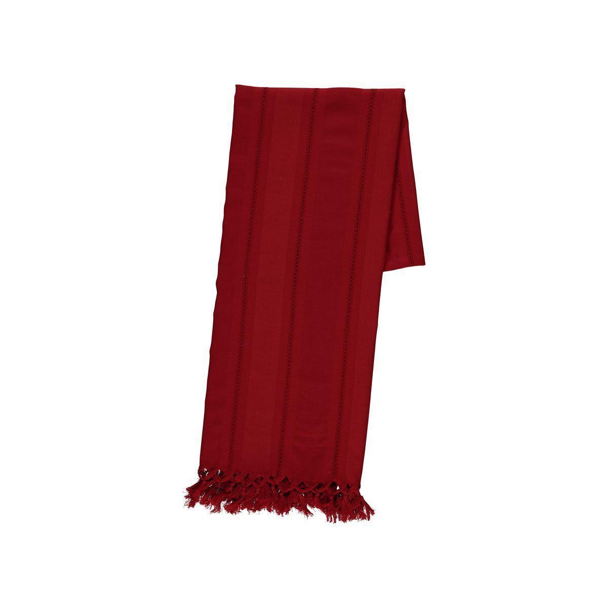 Peshtamal / Hamam Towel Ajur - Red