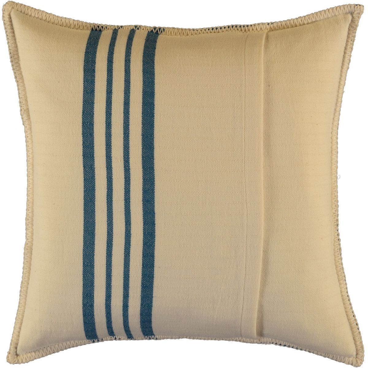 Yastık Kılıfı Sultan - Petrol Mavi / 45x45