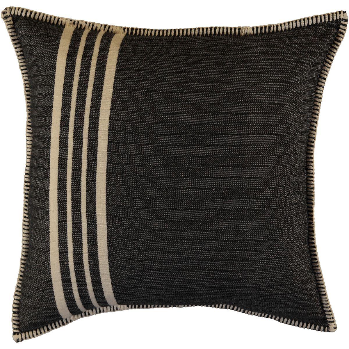 Yastık Kılıfı Sultan - Siyah / 45x45