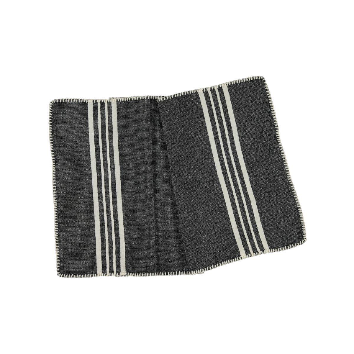 Peshkir Sultan - Stitched / Black