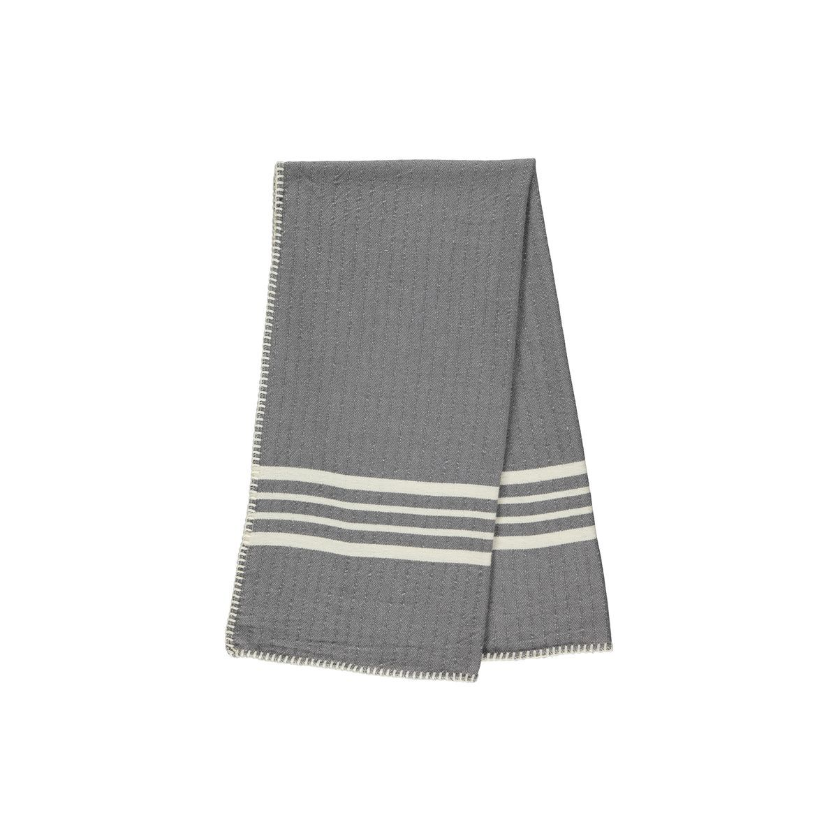 Peshkir Sultan - Stitched / Dark Grey