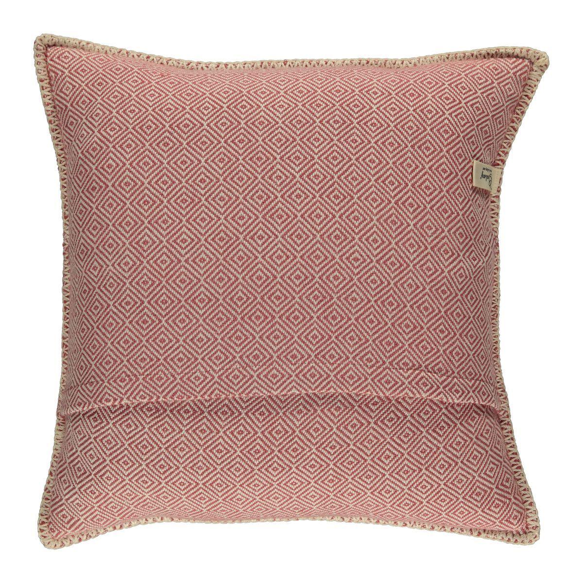 Cushion cover / Diamond - Dusty Rose / 40x40