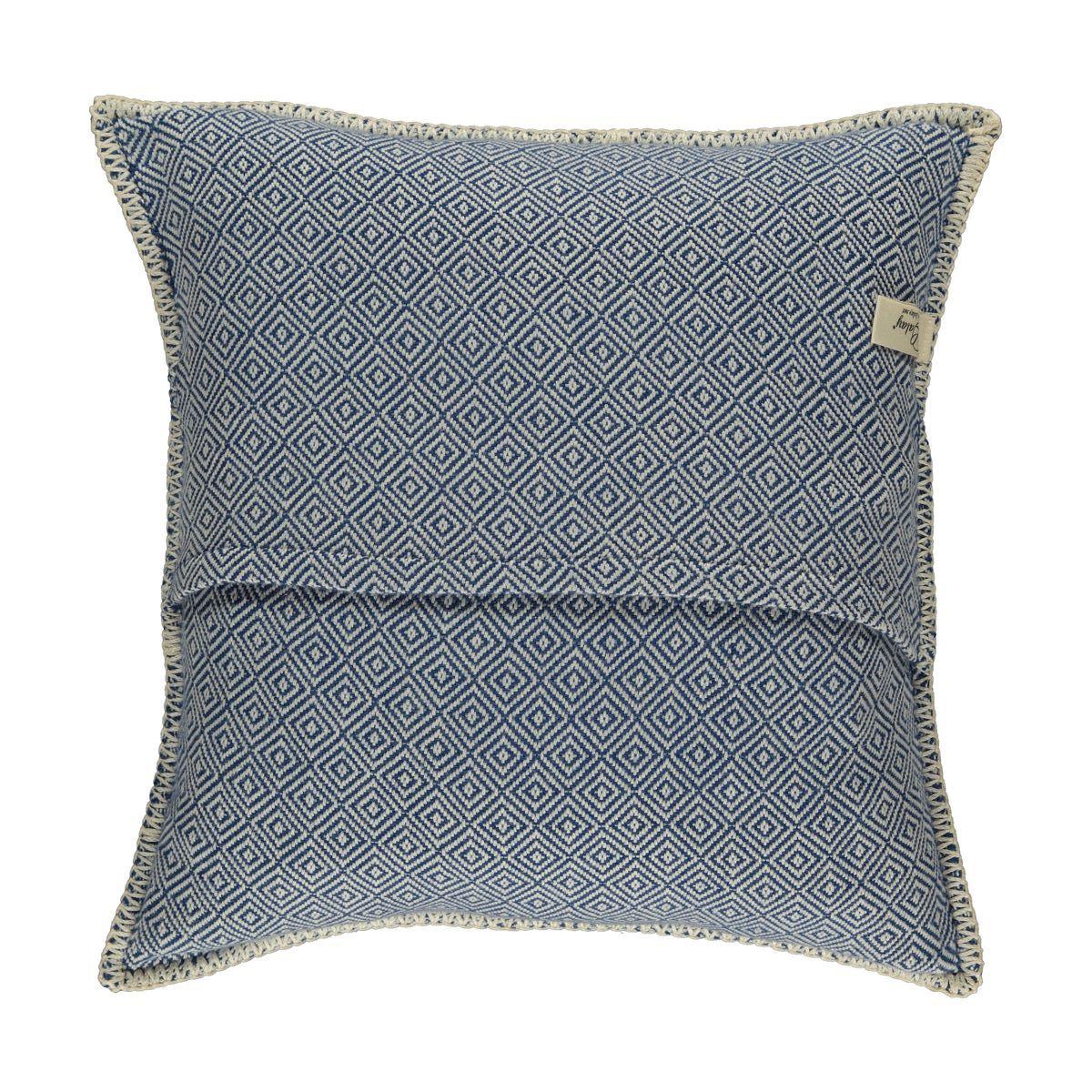Cushion cover / Diamond - Royal Blue / 40x40