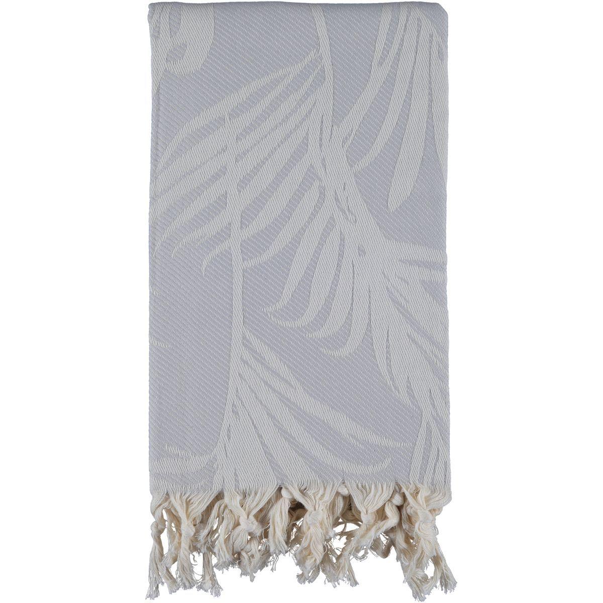 Peshtemal Amazon - Silver Grey