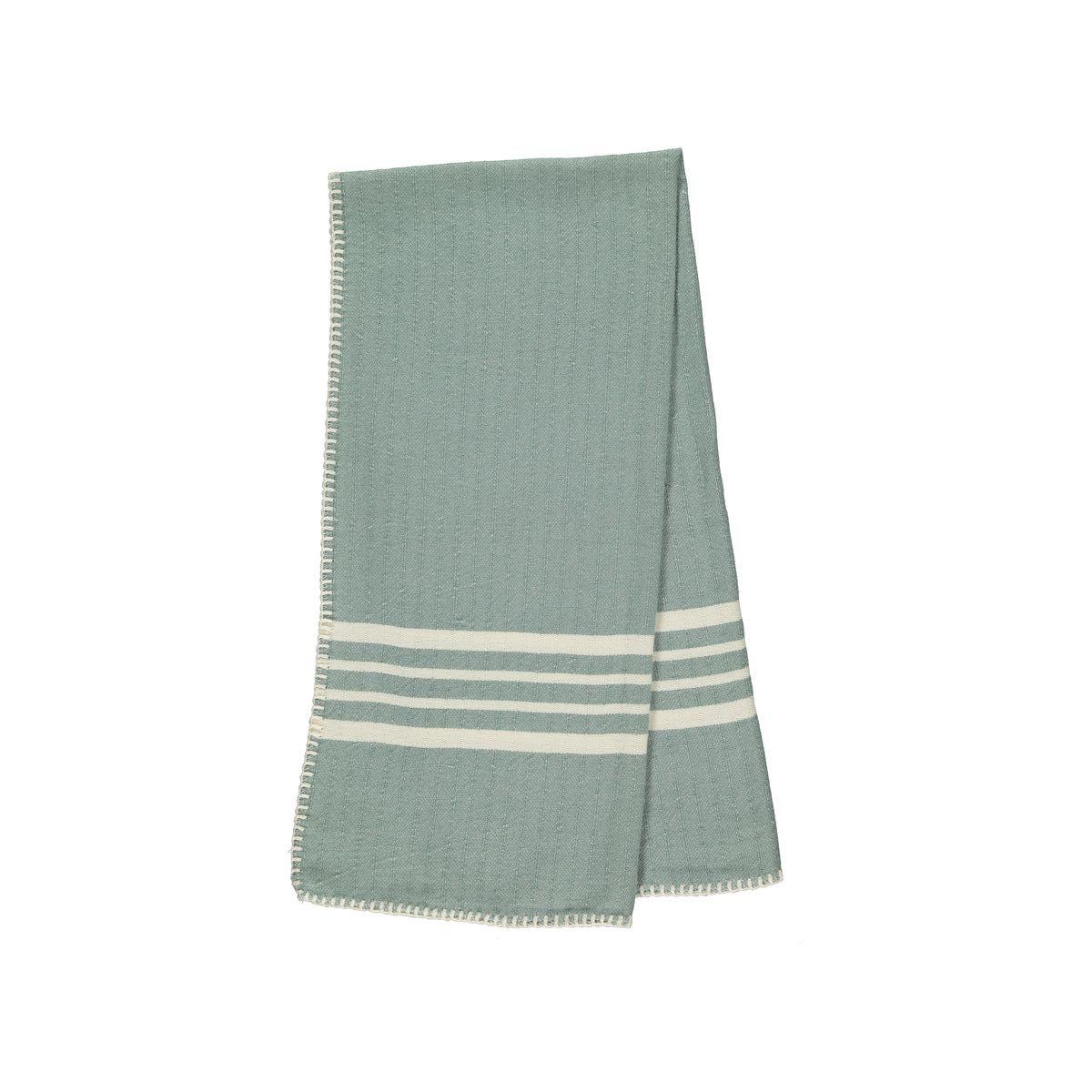 Peshkir Sultan - Stitched / Almond Green