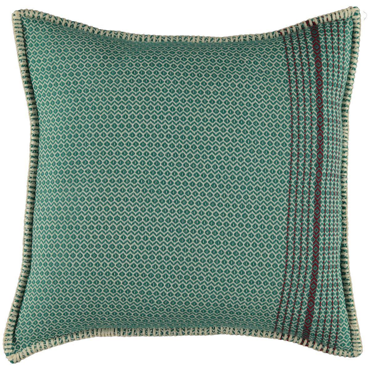 Cushion Cover / Gocek - Fanfare Green 40x40