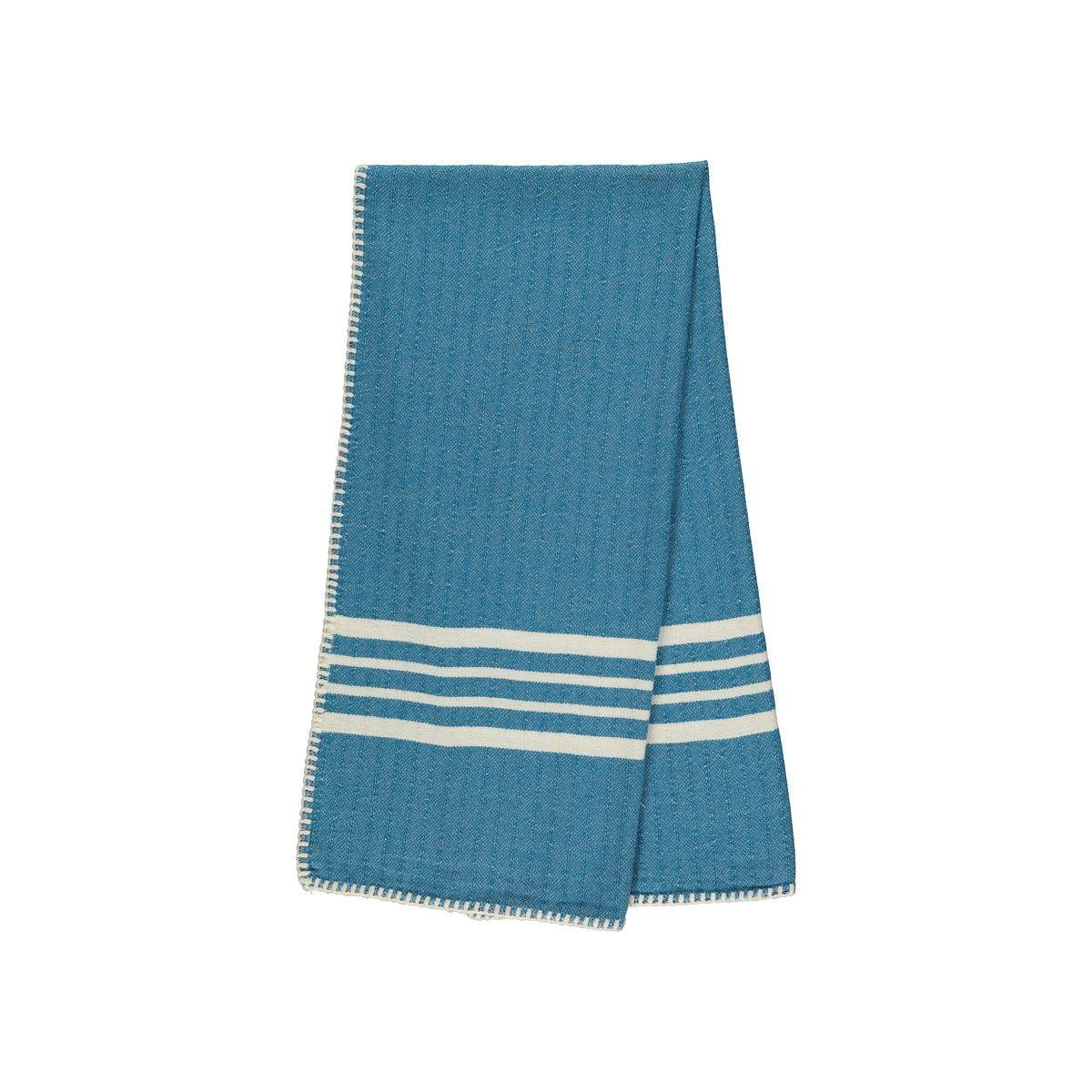 Peshkir Sultan - Stitched / Petrol Blue