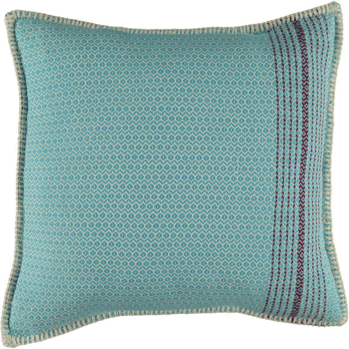 Cushion Cover / Gocek - Turquoise 40x40