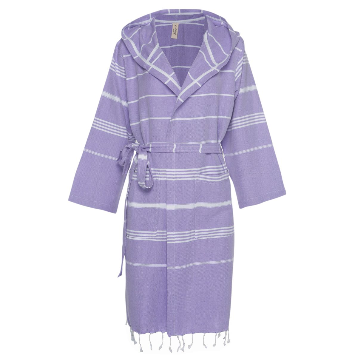 Bathrobe Leyla CP - Dark Lilac