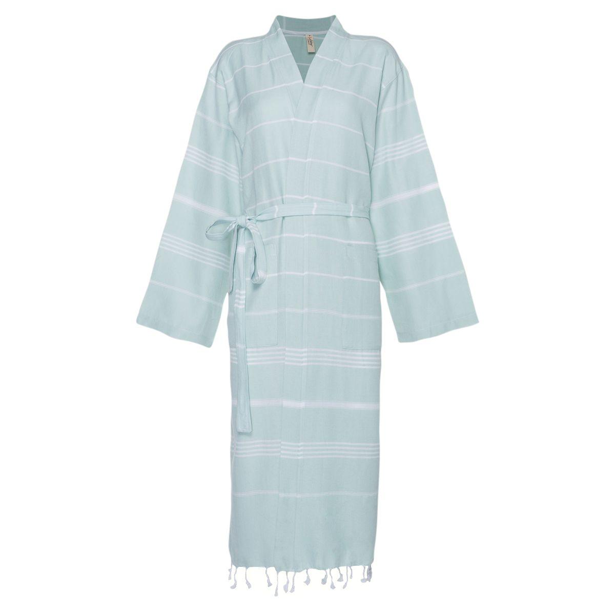 Bornoz Leyla / Kimono Yaka - Mint