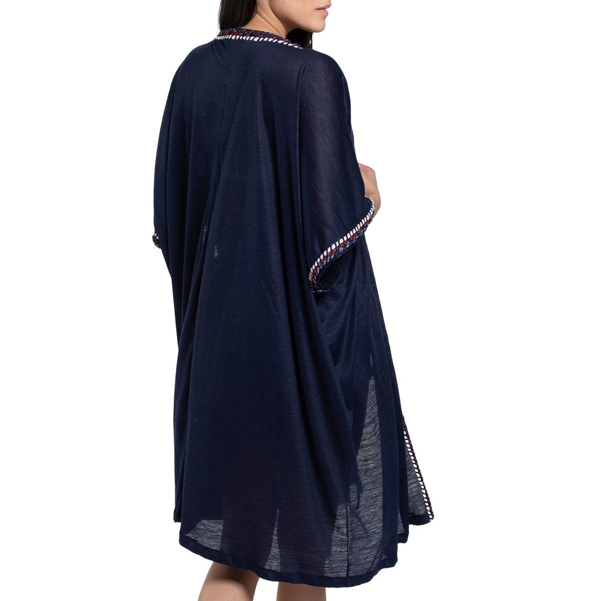Dress - Laceverd / Navy