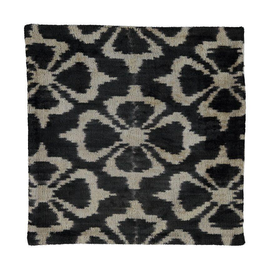 Cushion Cover / Velvet Ikat 01 (40x40)