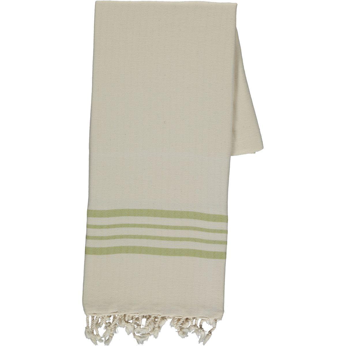 Peshtemal Sultan - Green Stripes