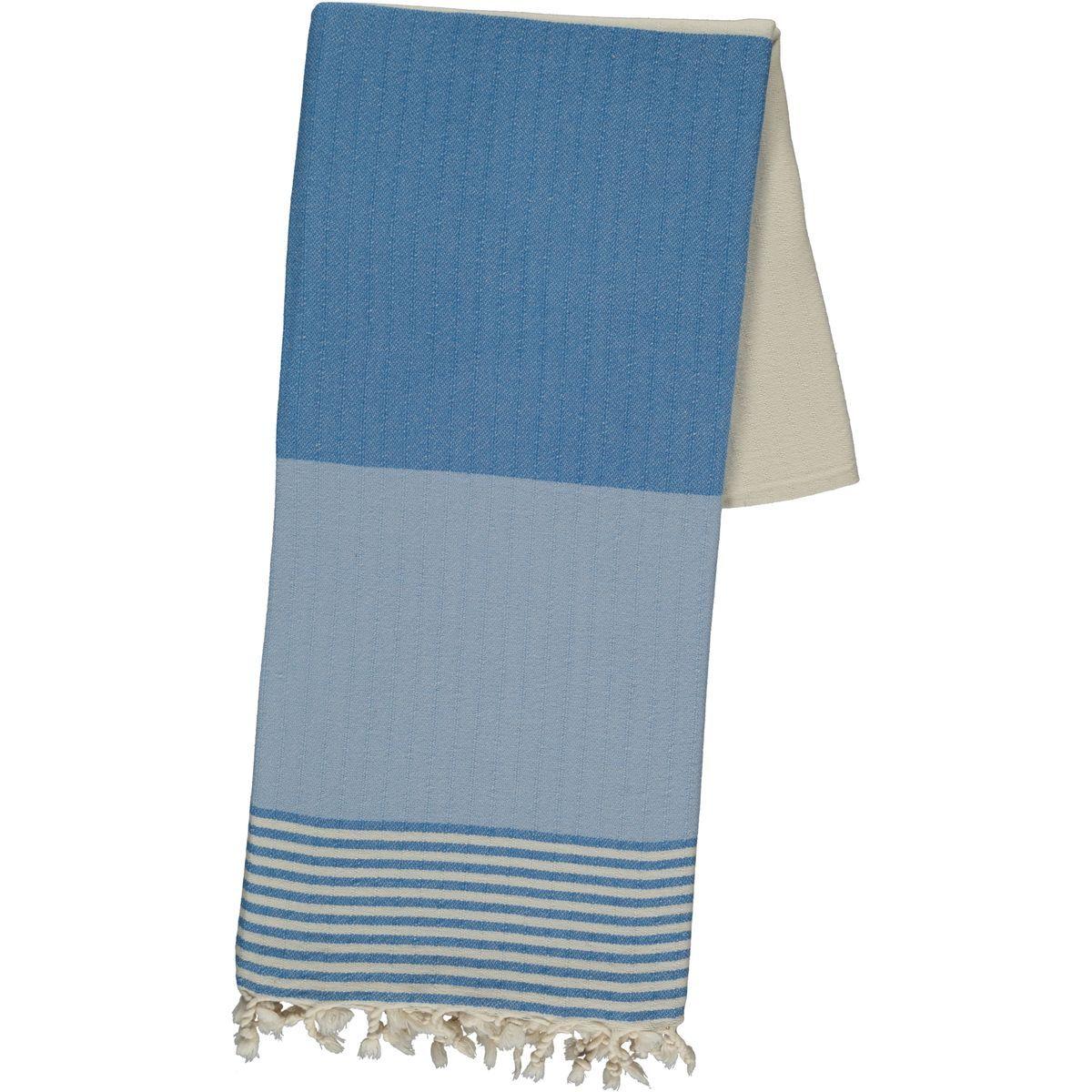 Peştemal İkiz Sultan - Koyu Mavi / Mavi