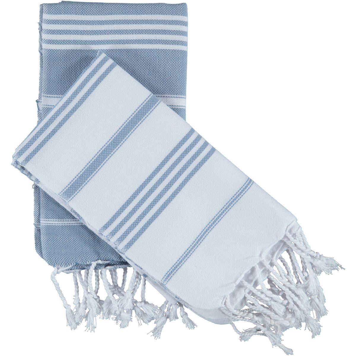 Peşkir Leyla - Havacı Mavi Çizgili
