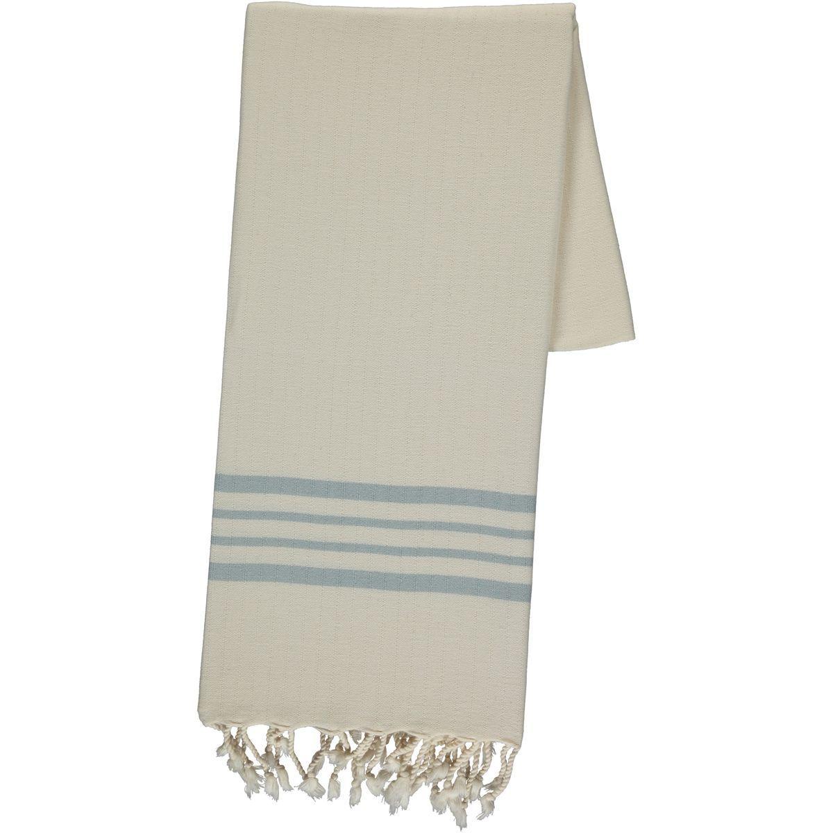 Peshtemal Sultan - Light Blue Stripes