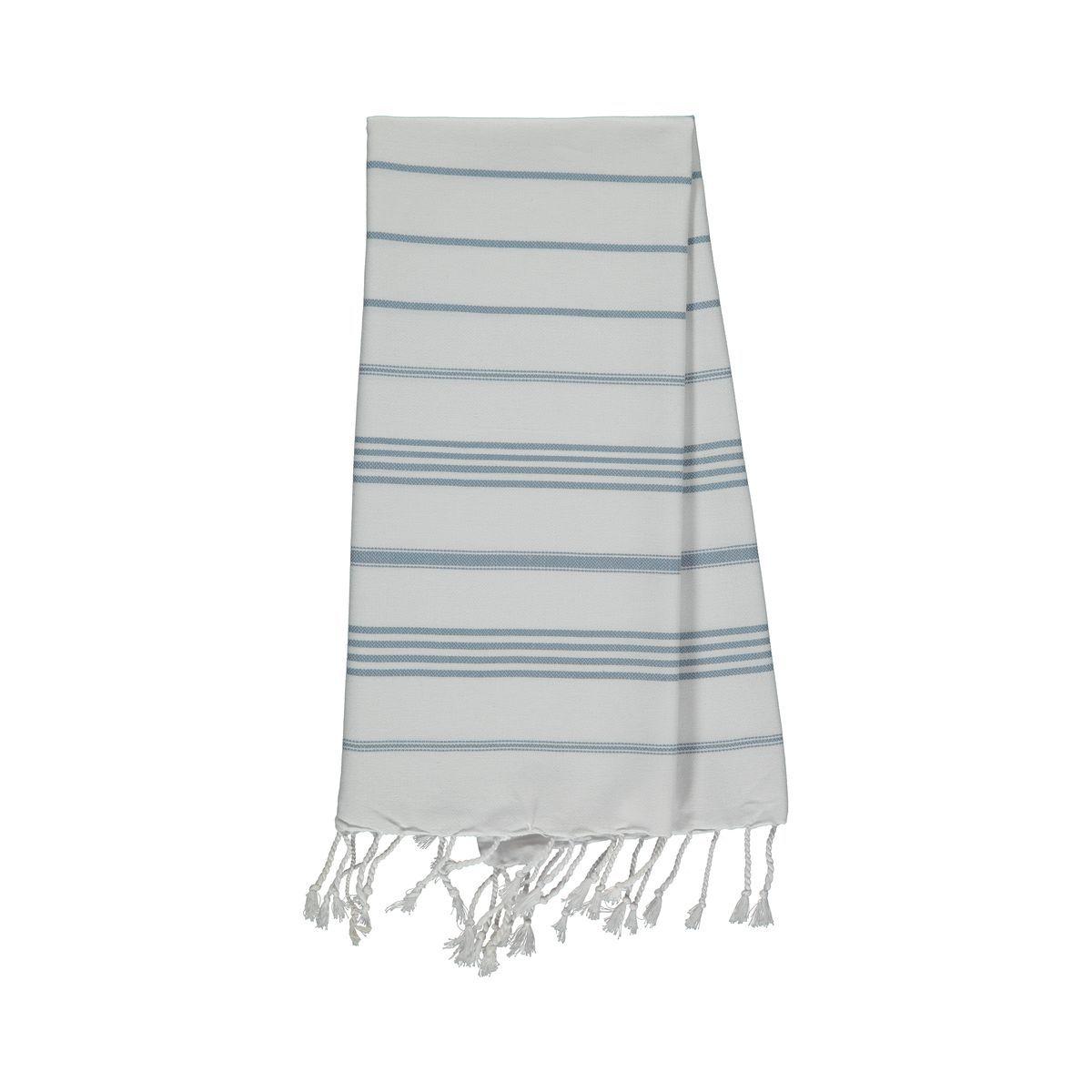 Peshkir Leyla / Air Blue Stripes