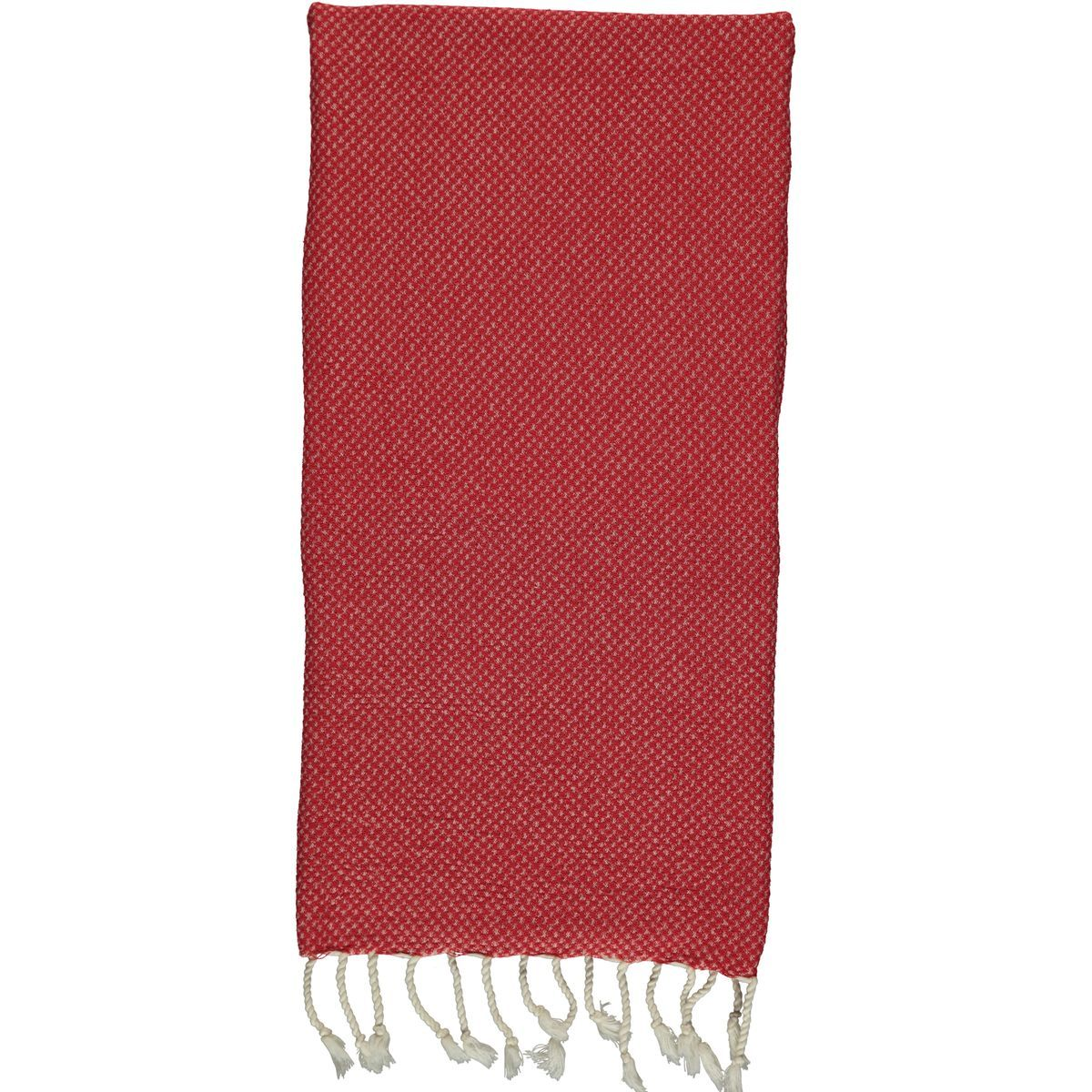 Peştemal Dama - Kırmızı