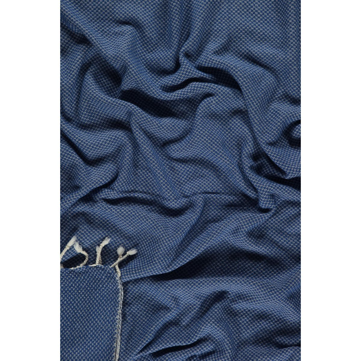 Peshtemal Dama - Royal Blue