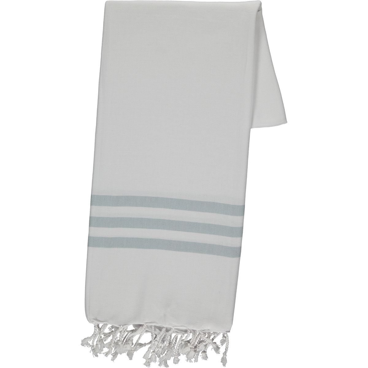 Peshtemal Bala Sultan - Light Blue Stripes