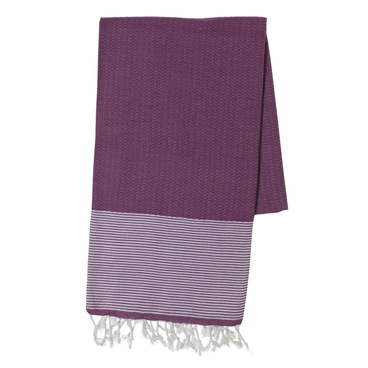 Peshtemal Asel - Light Purple