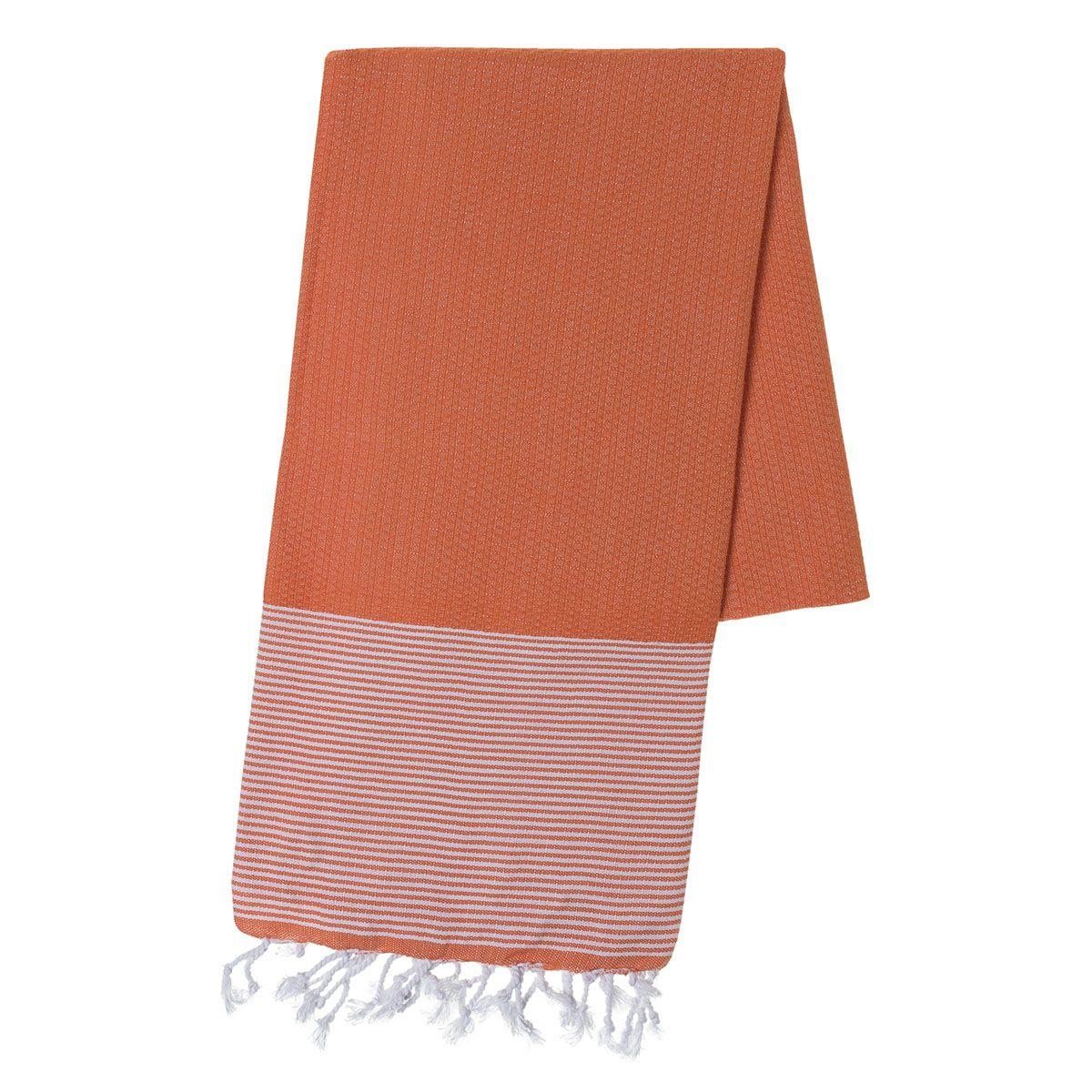 Peshtemal Asel - Orange