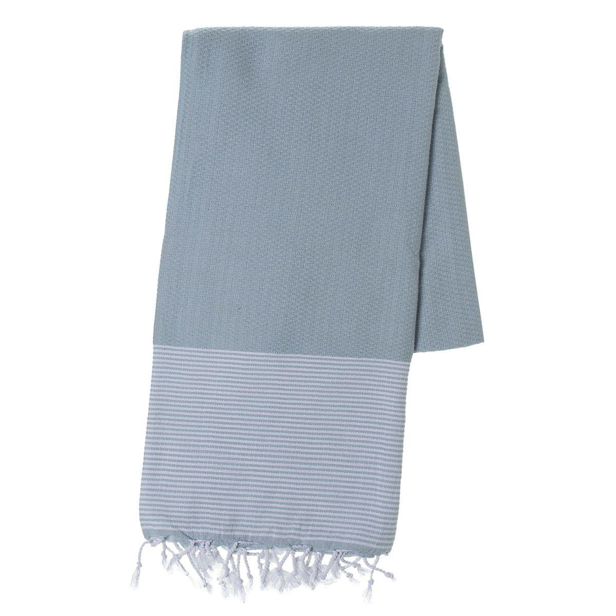 Peshtemal Asel - Light Blue