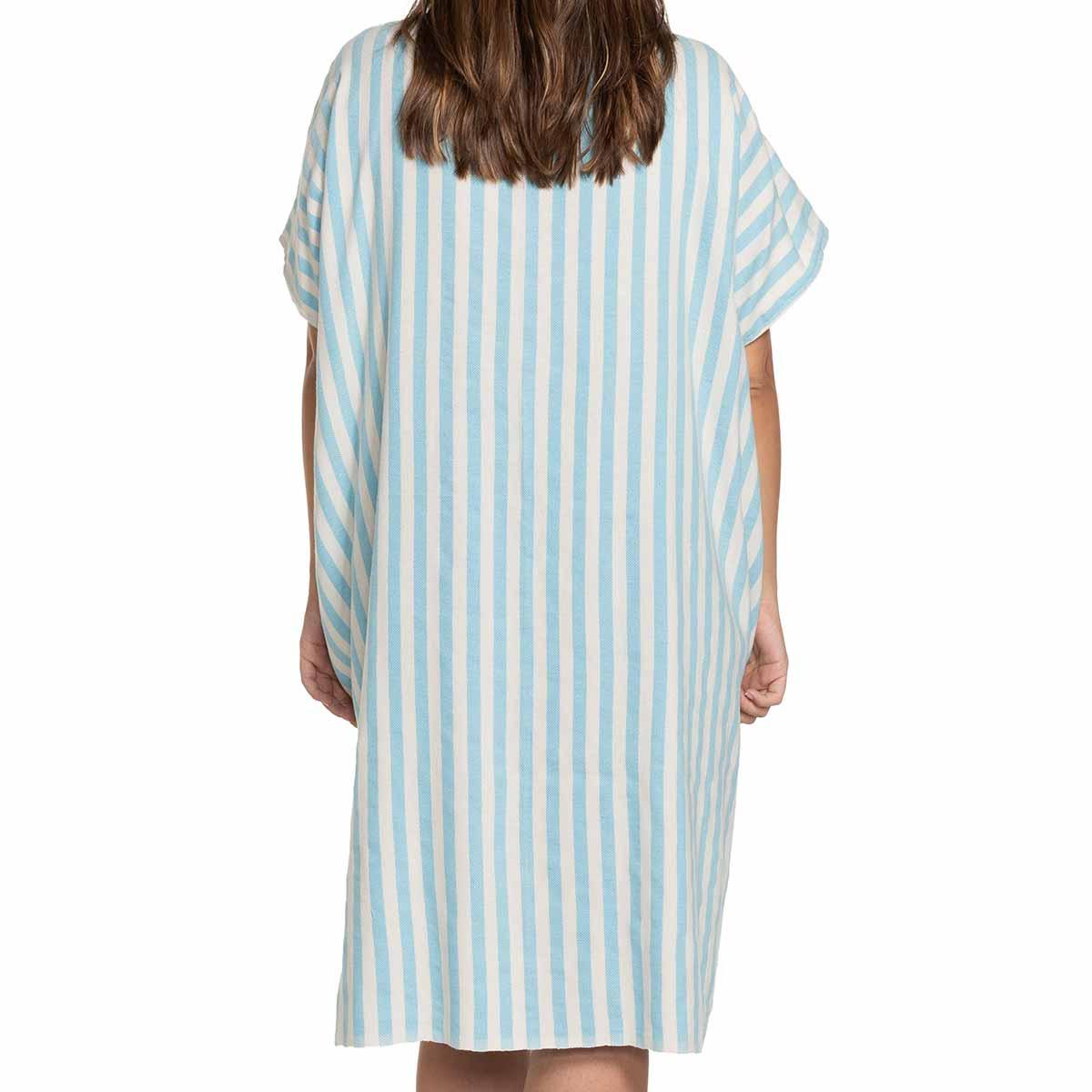 Jacket / Dress Santuri - Turquoise
