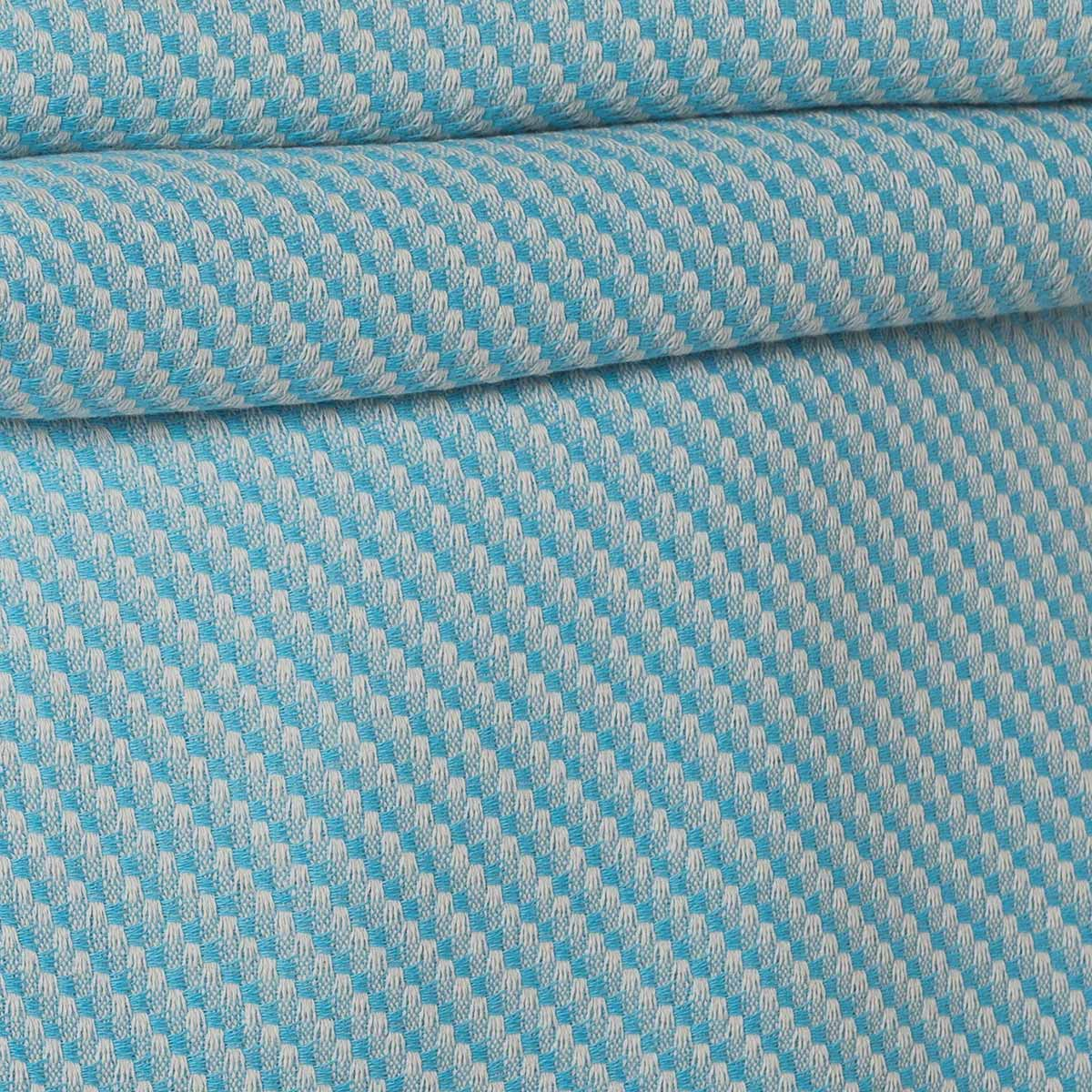 Throw Lal - Turquoise