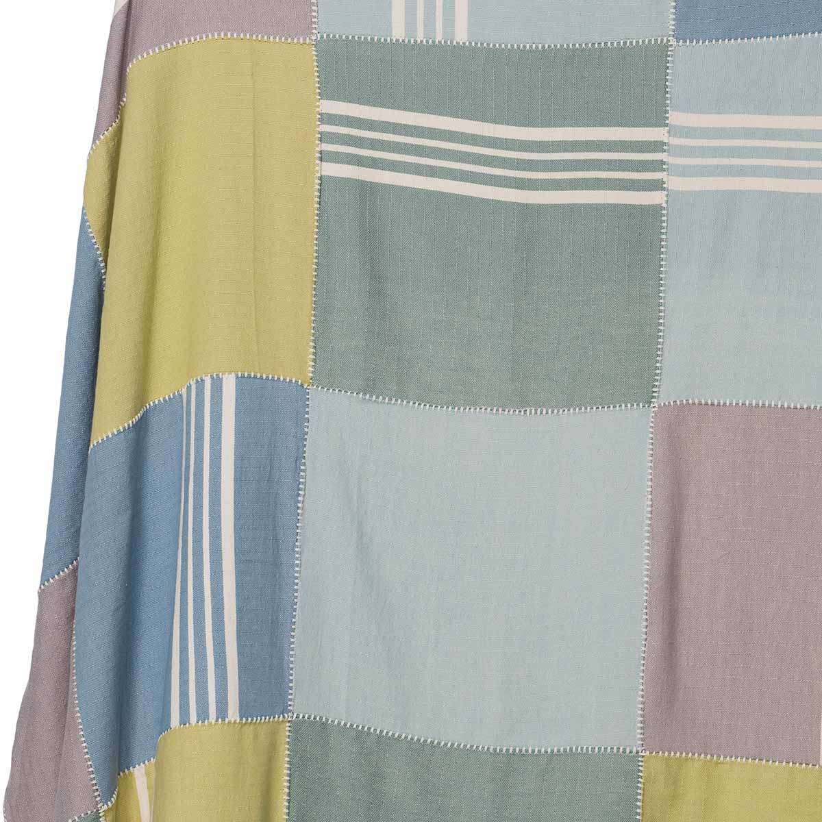 Throw Sultan / Patchwork - Mixed colors