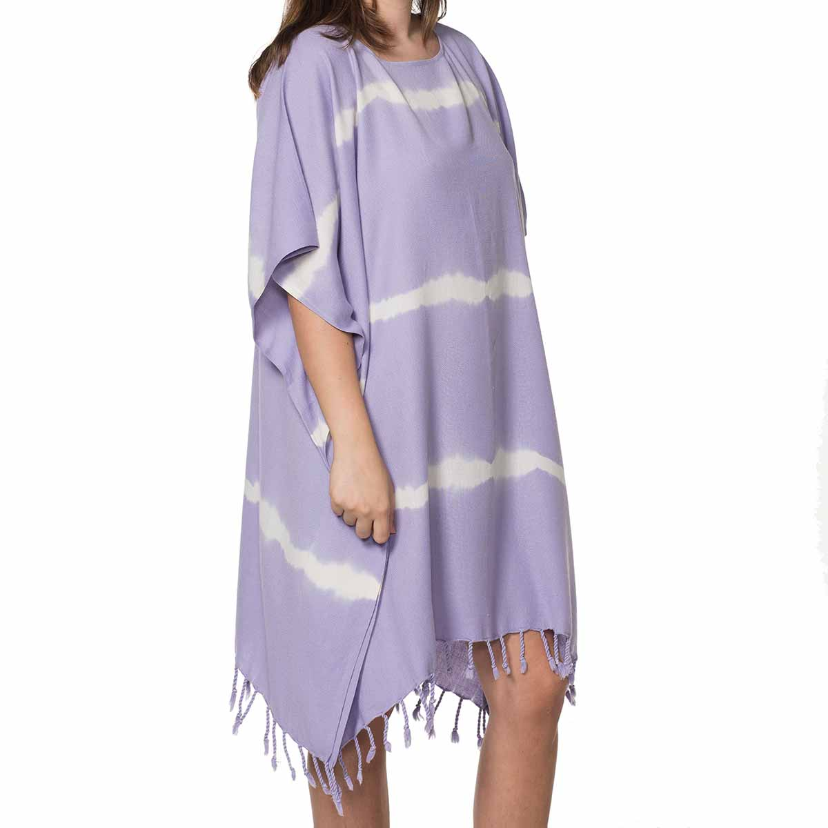 Tunic Daisy / Tie Dye - Base Lilac