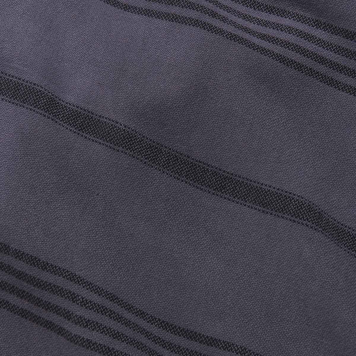 Peshtemal Devrim - Dark Grey / Dark Grey (StoneWashed)