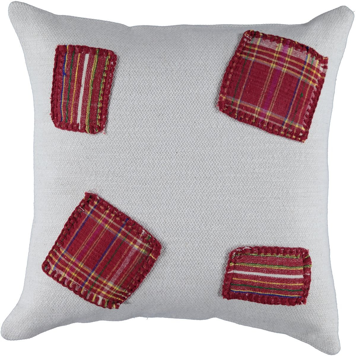 Cushion Cover / Benan - Patched