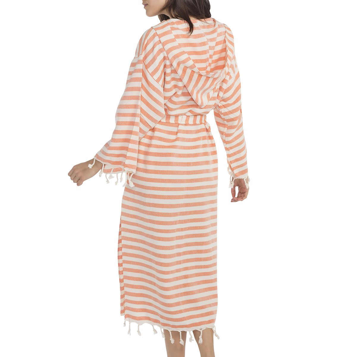 Bathrobe Santuri - Orange