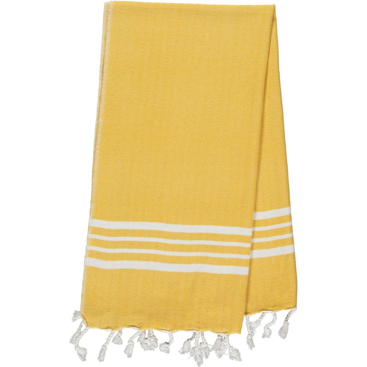 Peshkir - White Sultan / Yellow