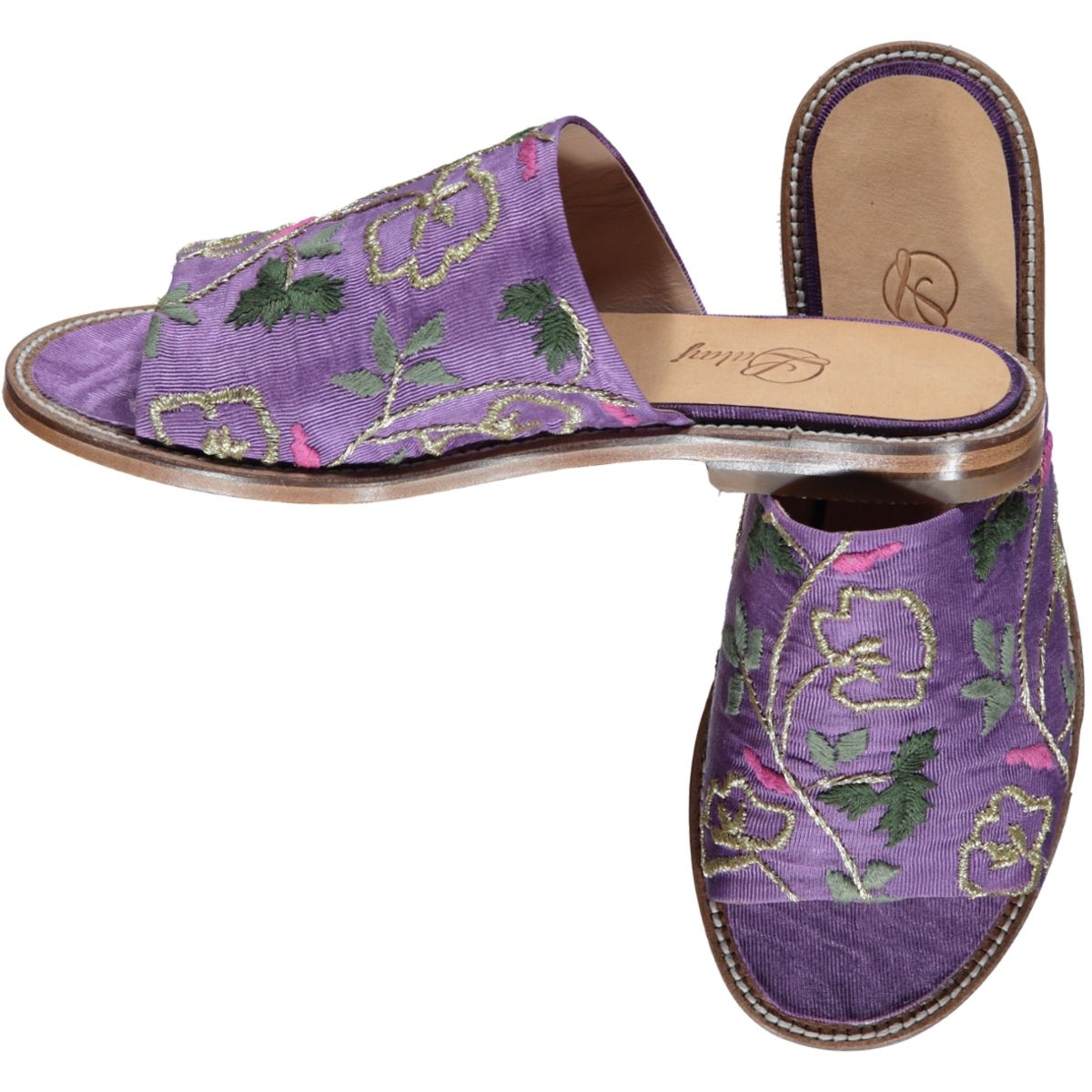 Slipper / Verda - Lilac