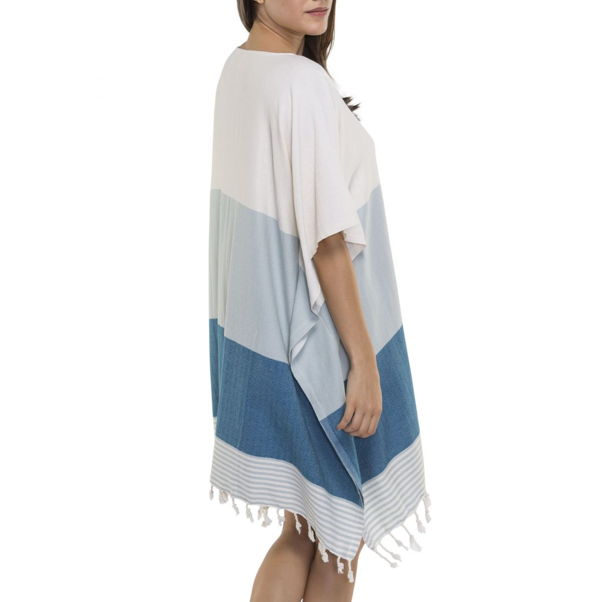 Tunic Twin Sultan - Light Blue / Petrol Blue