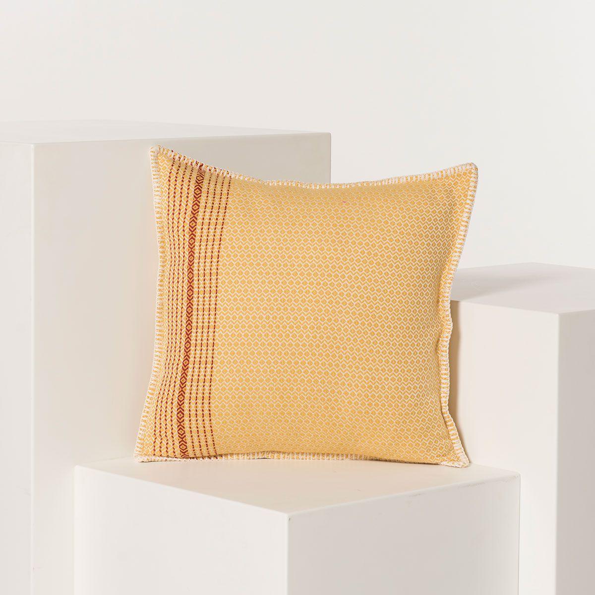Cushion Cover / Gocek - Yellow 40x40