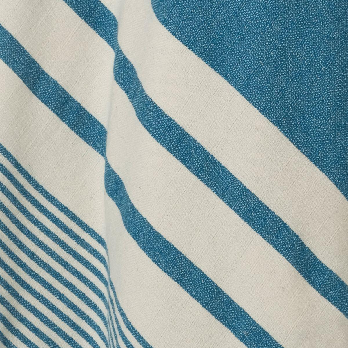 Peştemal Tabiat / Petrol Mavi