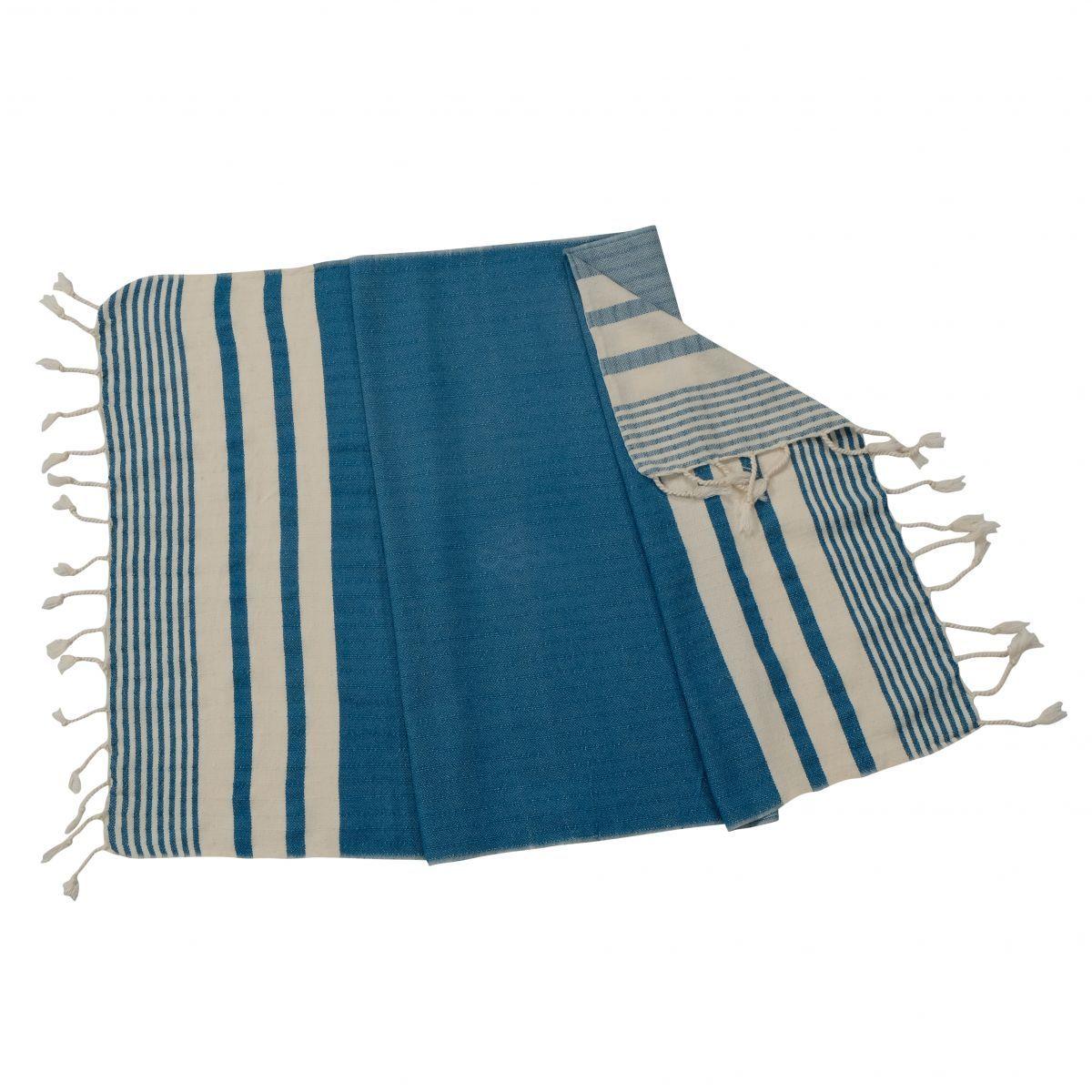 Peshir Tabiat - Petrol Blue