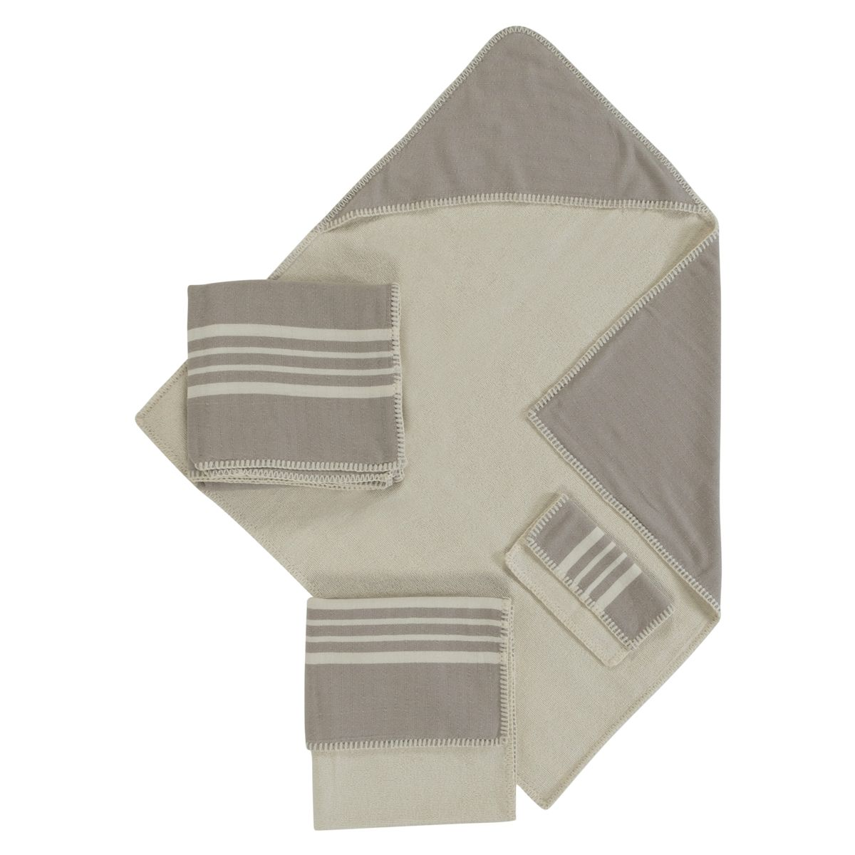 Baby Set New Born / Sultan - Taupe