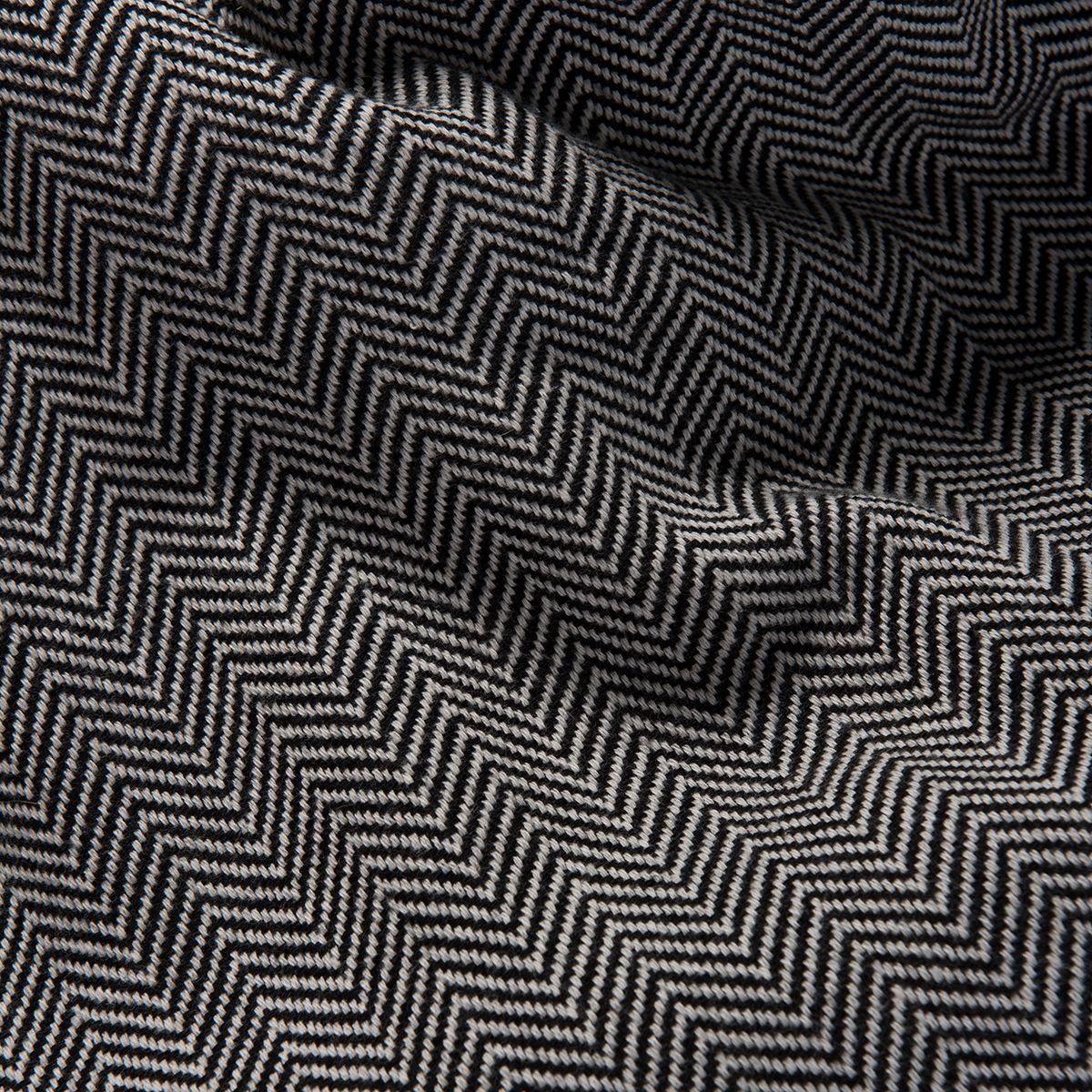 Pike Zigzag - Siyah