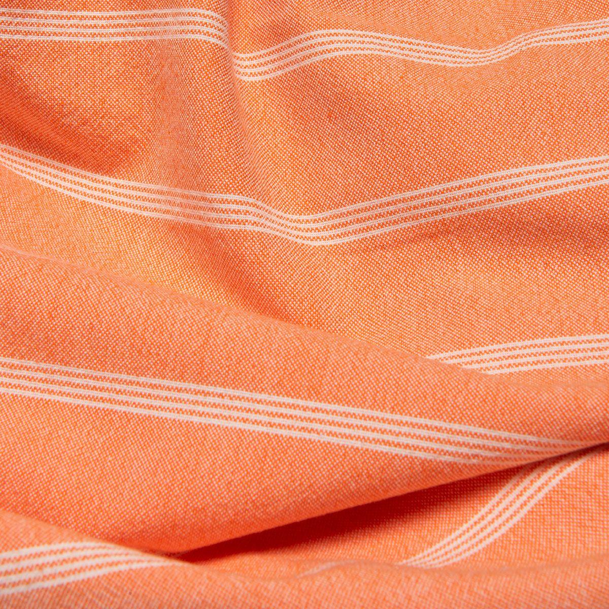 Peshtemal Carcar - Orange