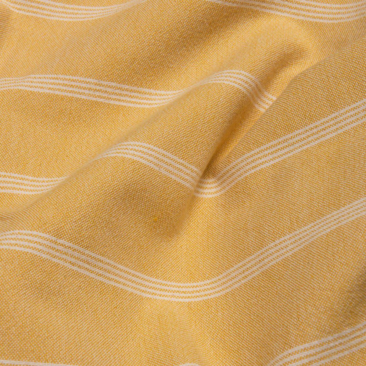 Peshtemal Carcar - Yellow